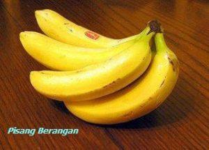 pisang berangan