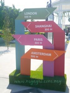 4 negara yang menjadi tarikan pengunjung