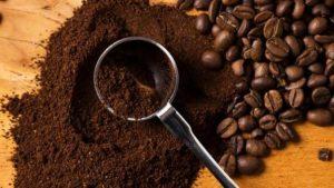 serbuk kopi